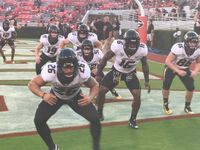 Story image: No. 4 Georgia finds running game, beats Missouri 53-28
