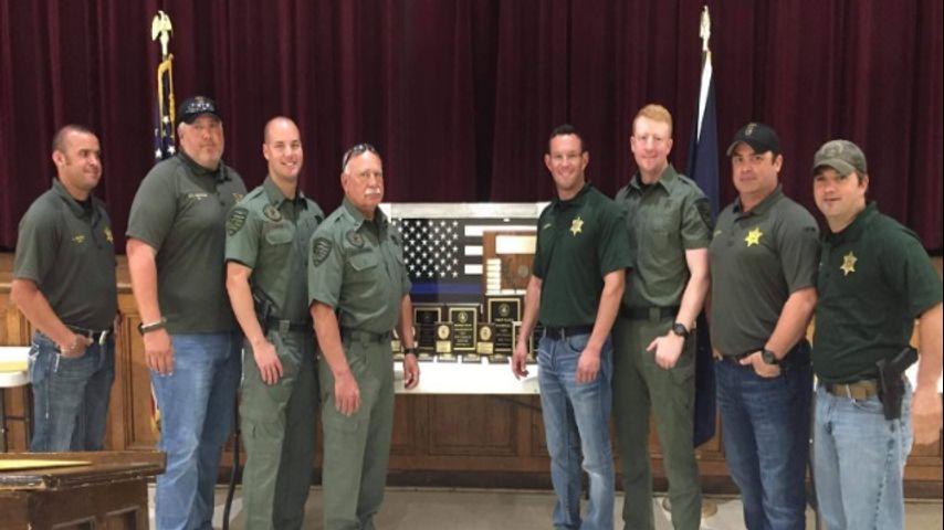 EBRSO Deputies, K-9 officers take home awards in police dog