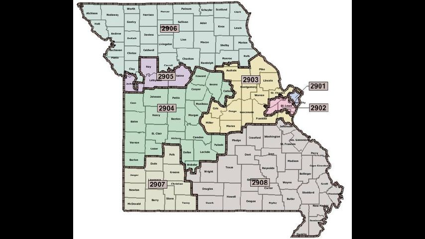 MO Congressional Map Controversy Continues