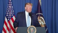Story image: Trump to detail US coronavirus efforts in 5:30 p.m. news conference