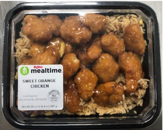 Hy-Vee Sweet Orange Chicken