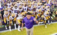 LSU down in new AP, Coaches polls