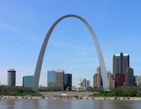 Story image: Name change to Gateway Arch National Park in Trump's hands