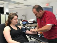 Story image: Mid-Missouri sees an increase in blood donors following Las Vegas tragedy