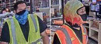 Suspects steal thousands of dollars of wire from Home Depot in Gonzales