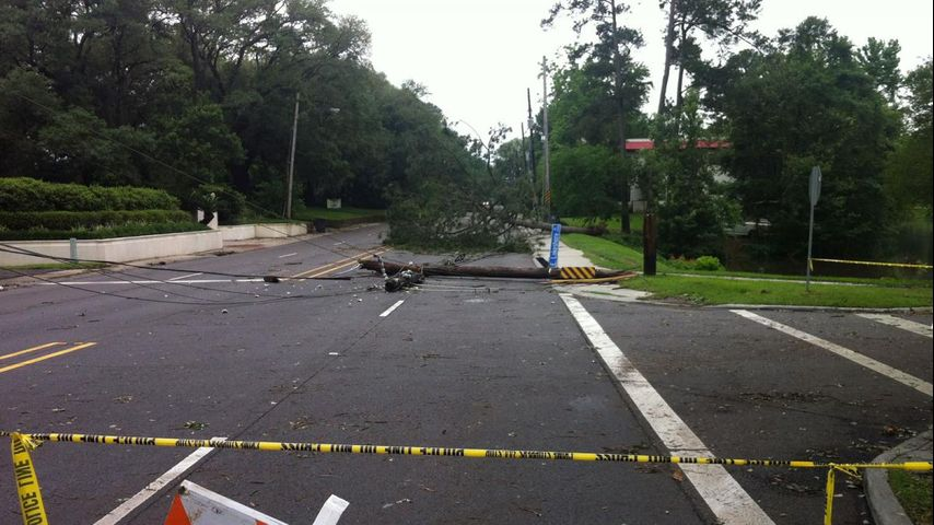 Entergy customers still without power