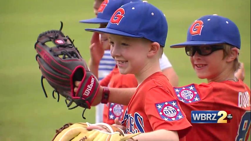 Gonzales 8U baseball team prepares for Dixie Youth World Series