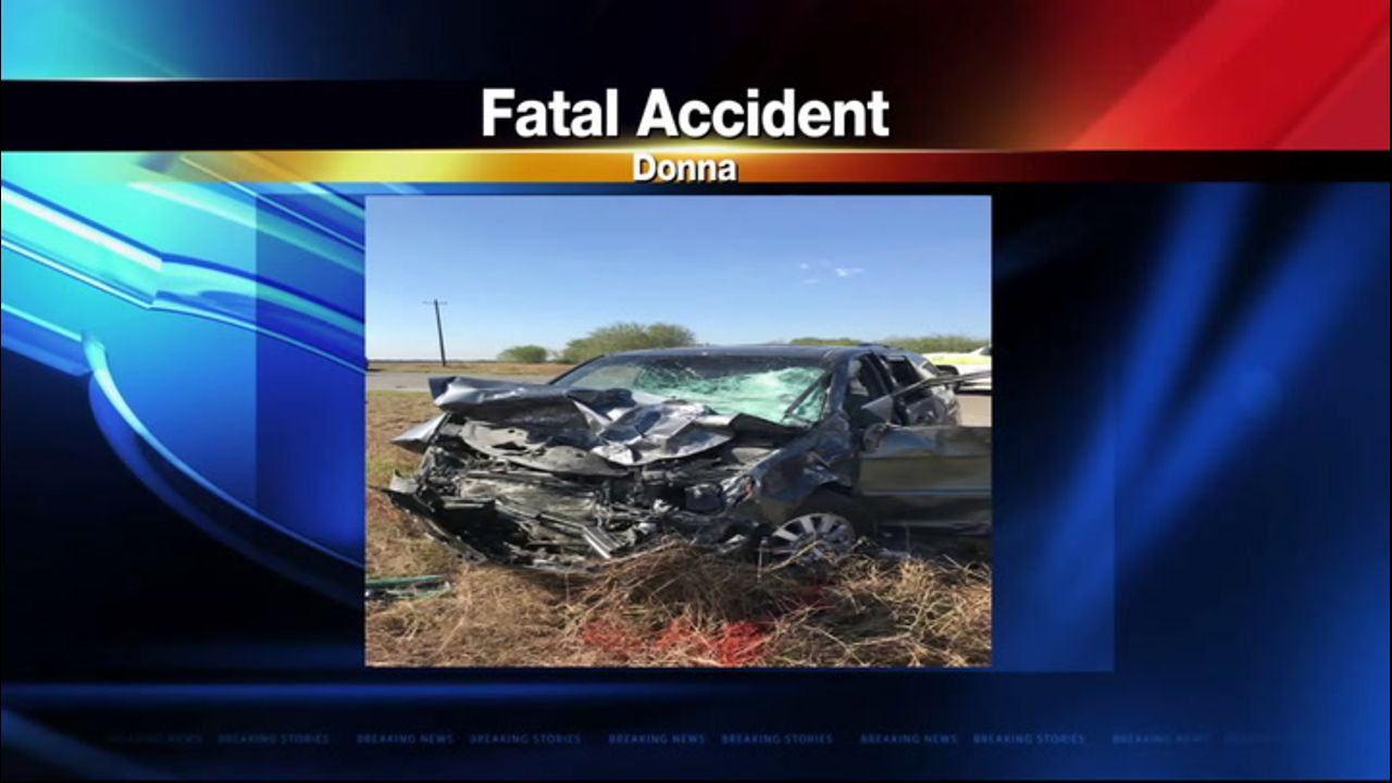 Authorities Respond to Fatal Accident on FM 493 in Donna