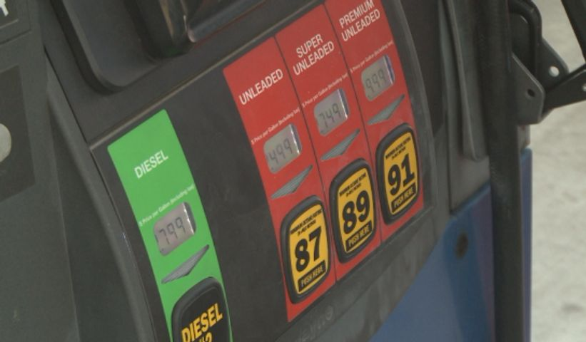 Houston gas prices climb above $2 a gallon