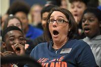 Columbia teacher receives $25,000 educator award