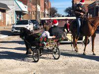 Story image: Fulton celebrates 71st annual Christmas Parade