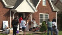 Jefferson City family gets a new home after tornado destroyed their house