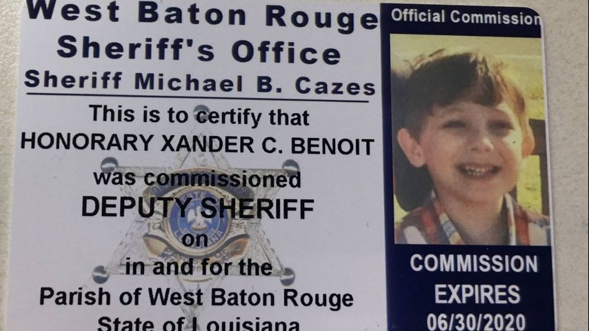 Boy killed in I-10 pileup honored as West Baton Rouge