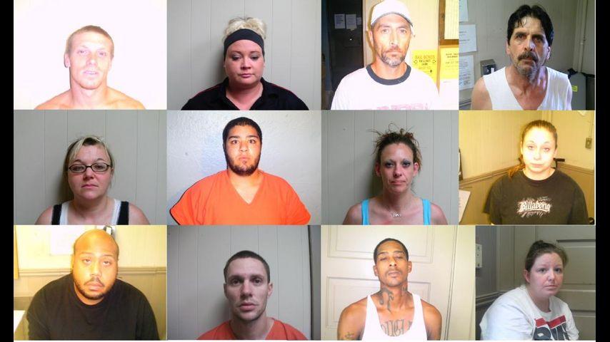 More than a dozen arrests in Macon, Randolph Co  drug round-up