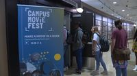 Story image: MU students to go to Hollywood with the Campus Movie Fest