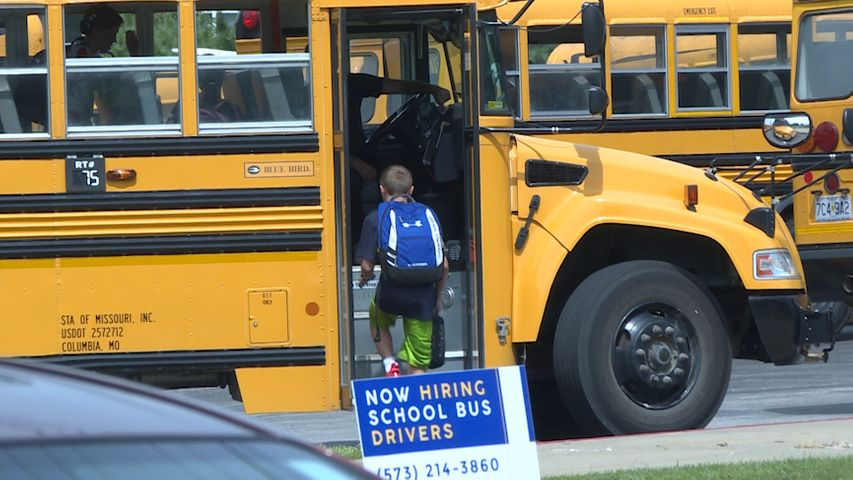 Mother says a bus driver let her son off at wrong stop