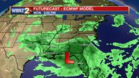 Daily chance for storms continues, watching the tropics