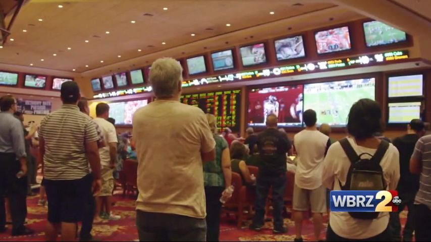 Louisiana opens applications for sports betting licenses