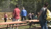 Story image: Jefferson City Cub Scouts host outdoor event with activities
