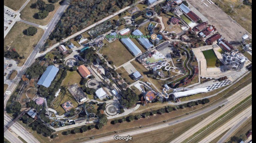 2 Hurt On Slide At Blue Bayou Water Park