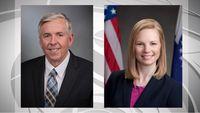 Missouri gubernatorial candidates' stance on the pandemic
