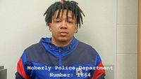 Story image: Moberly police arrest wanted fugitive based on information from FBI