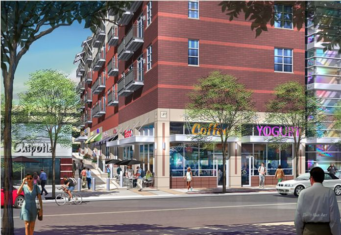 New Businesses Moving to Ninth Street Apartments