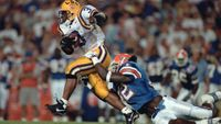 LSU great Kevin Faulk nominated for College Hall of Fame