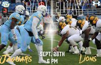 Southern wins SWAC-opener over Arkansas-Pine Bluff, 31-7