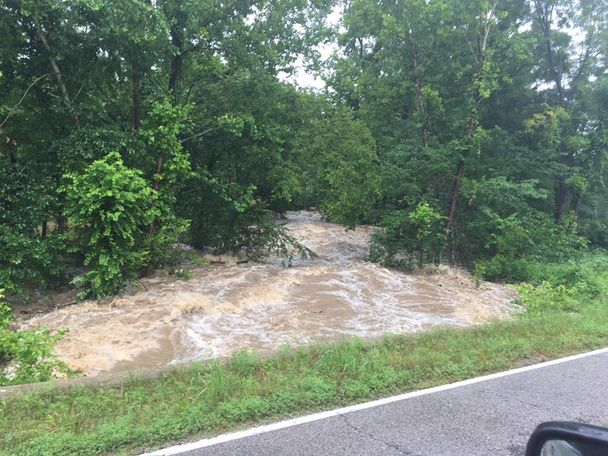 Photo courtesy of Morgan County 911 & Emergency Management Facebook page.