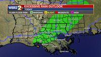 Steady Rainfall Through the Day