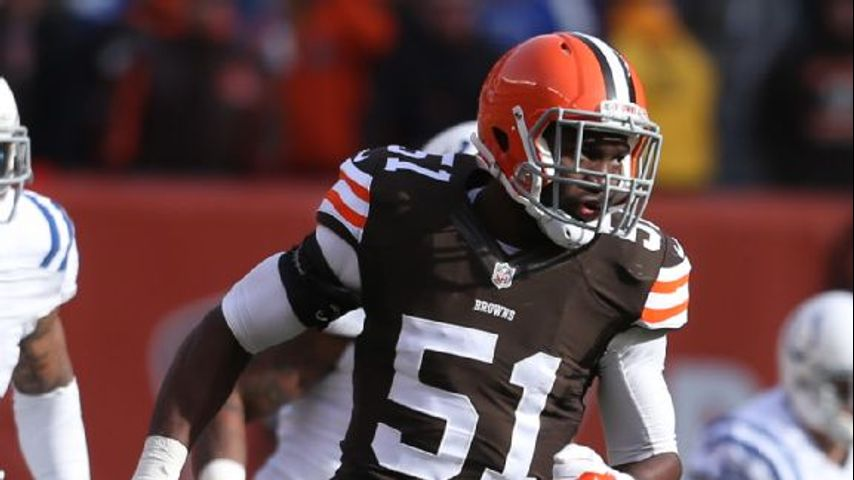 hot sale online a67ec 4ef14 Browns trading linebacker, former LSU player Barkevious ...
