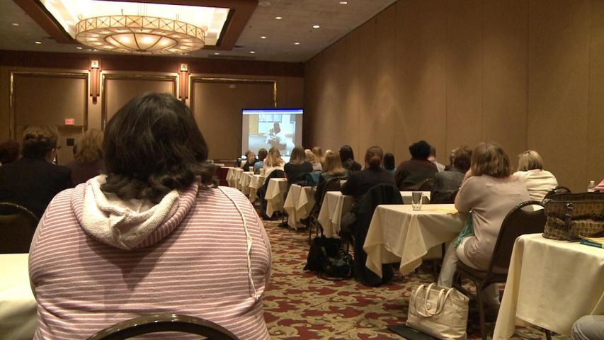 Autism Conference For Parents And >> Converence Helps With Parent Of Children With Autism