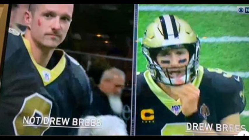 Drew Brees Has A Doppelganger In Lafayette