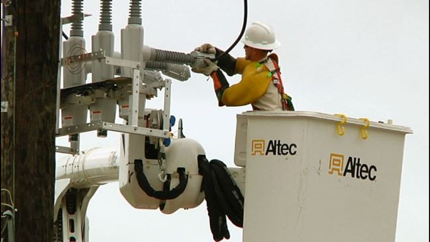 Entergy installing new devices to help areas prone to power
