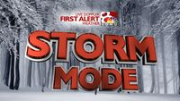 Story image: STORM MODE: Snowfall comes to an end Friday evening with 4-7