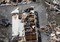 Story image: UPDATE: Authorities say 11 now dead from Hurricane Michael
