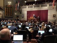 Story image: Parson proposes $351M bond for bridges