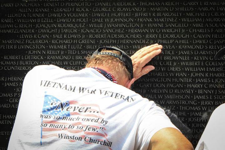 Photo courtesy of Central Missouri Honor Flight