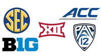 Story image: Power 5 NCAA conferences talk postponing, canceling football season