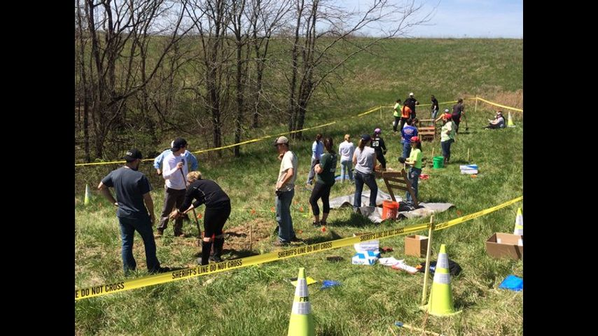 Staged Crime Scene Teaches Cmu Students Forensic Skills