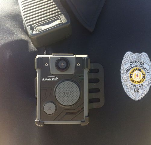 Lincoln University campus police now wearing body cameras
