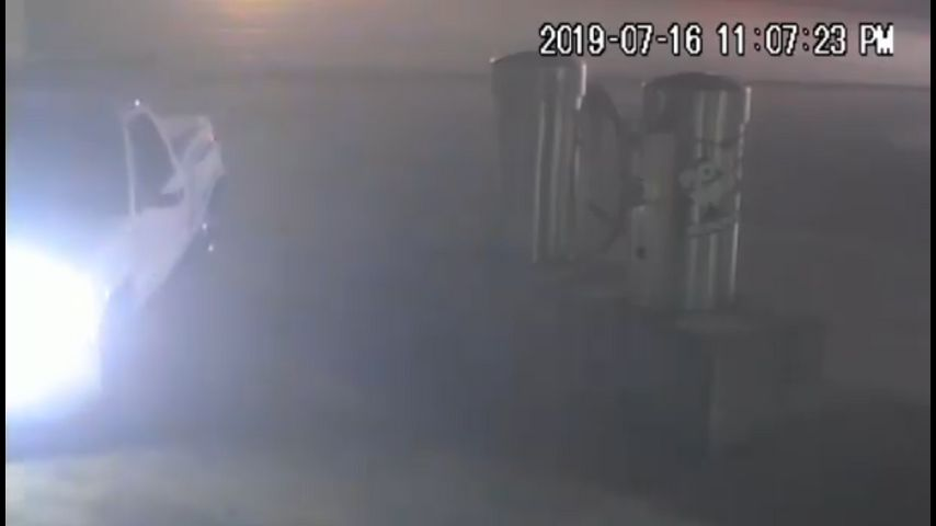 Deputies looking for thief who stole from coin machine at