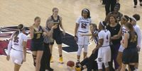 Story image: MU women fall to South Carolina Sunday