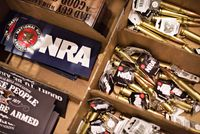 NRA has history of advising gun-rights groups outside US