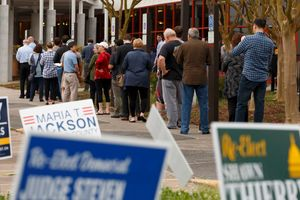 Federal court tosses suit brought by Texas... Federal court tosses suit brought by Texas Democrats seeking to revive straight-ticket voting
