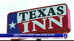 Weslaco mayor speaks out after Covid-positive migrants... Weslaco mayor speaks out after Covid-positive migrants found in loca...