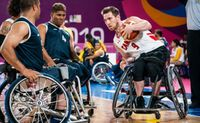 Story image: Missouri wheelchair basketball goes international