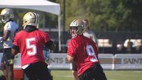 Saints Training Camp Day 1 Practice Report