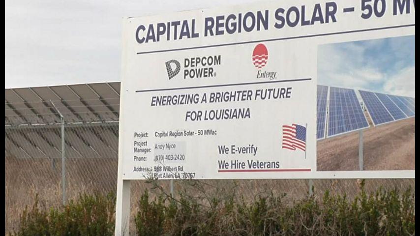Despite stricter regulations, WBR residents wary of new solar plant